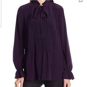 Elie Tahari Everett silk blouse